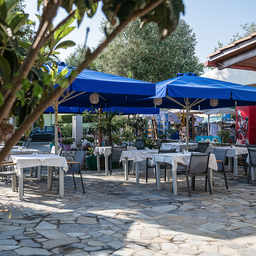 Andreas Restaurant at Akti Suites - Hotel in Chania